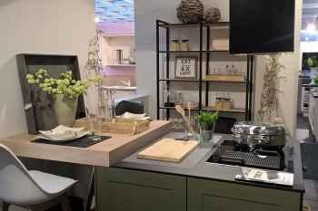 Nolte Küche Frame Lack Lack Olive Koje 28